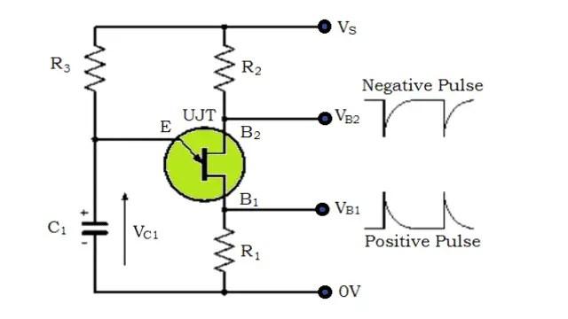 Unijunction Transistor (UJT) Relaxation Oscillator