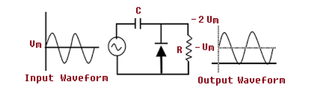 Diode Clamping Circuit