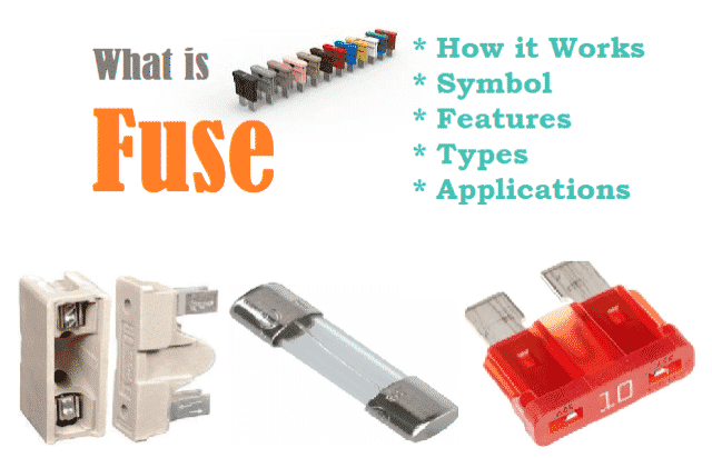 Different Applications Require Different Types of Fuses