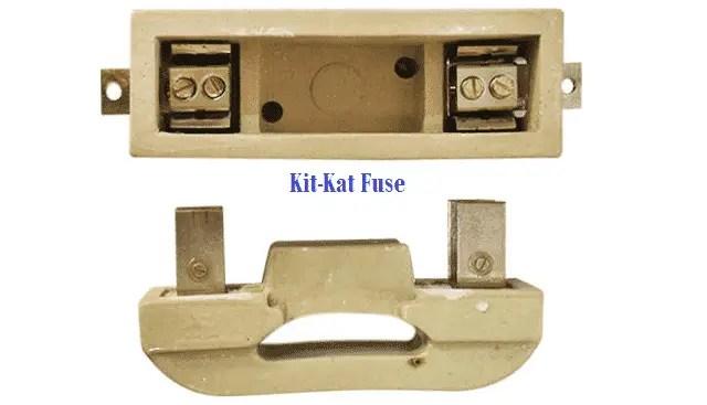 Rewireable (Kit-Kat) Fuse