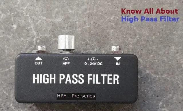 High Pass Filter (2)