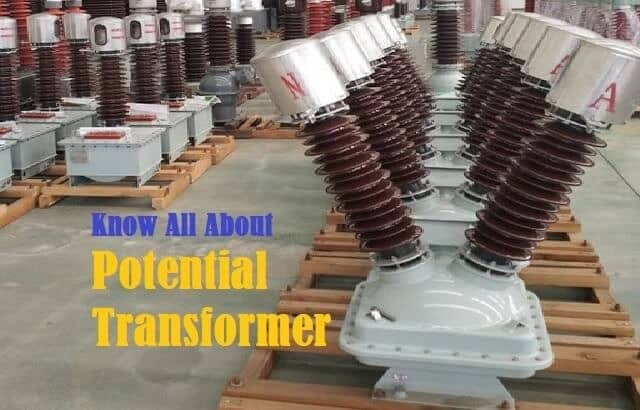Introduction to Potential Transformer