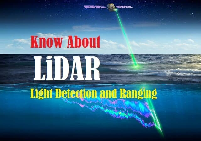 Introduction to Light Detection and Ranging (LiDAR)