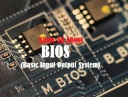 BIOS (Basic Input Output System) – What is BIOS, Functions, Limitations
