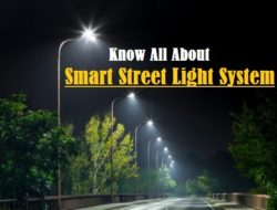 Smart Street Light System: Architecture, Working Principle, Applications