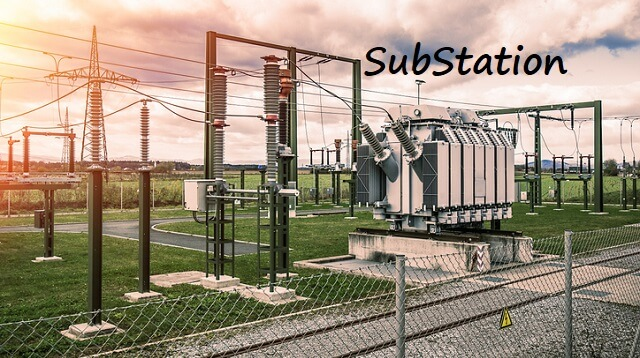 Electric Substations