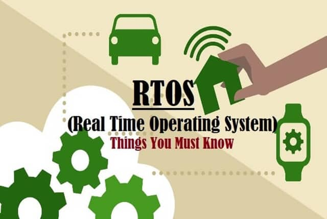 Introduction to Real Time OS