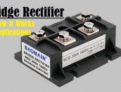 Bridge Rectifier Circuit – Working, Types, Characteristics and Applications