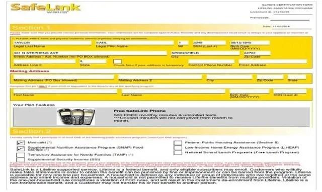Online Application Form 2