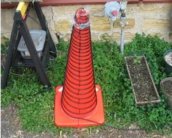Conical Array Antenna