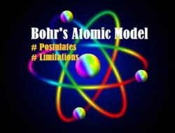 Bohr's Atomic Model – Postulates of Neil Bohr Atomic Model & Limitations