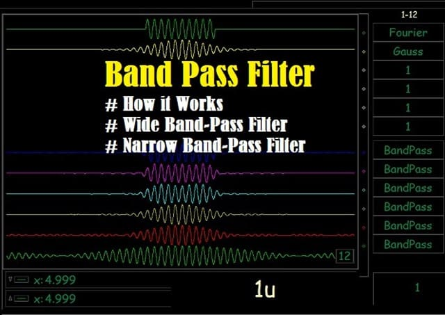 Intro to Band Pass Flter
