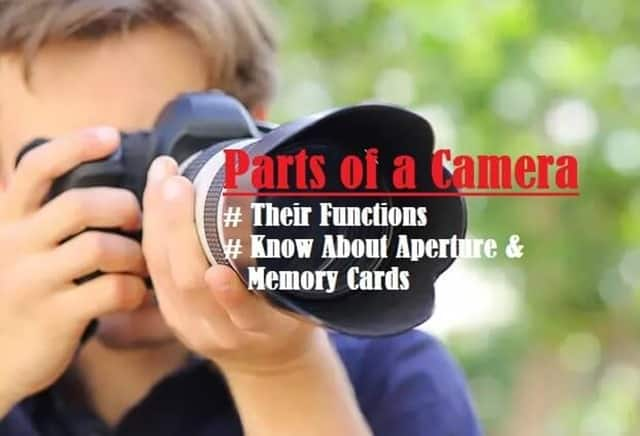 Introduction to Parts of a Camera