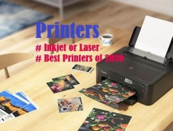 Printer – Types and Interfaces, Printer Buying Guide, Best Printers of 2021