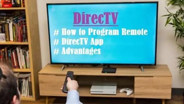 Intro to DirecTV