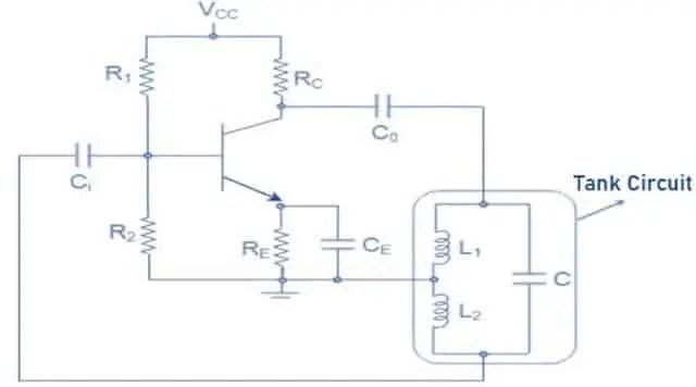 Hartley Oscillators