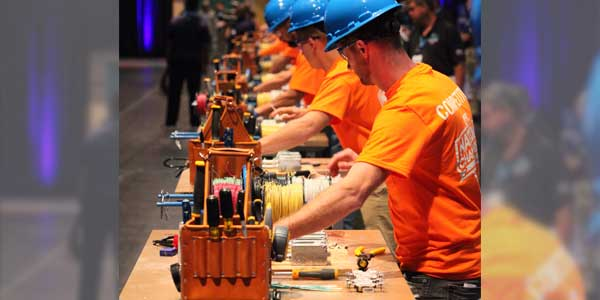 Attention Professional Tradesmen: Ideal National Championship Wants You for Elite Electricians Competition