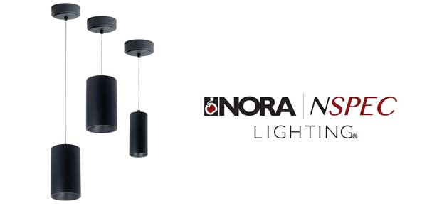 Nora Lighting's New iLENE LED Mini Cylinder: 3 Sizes, 3 Beam Spreads, 3 Finishes