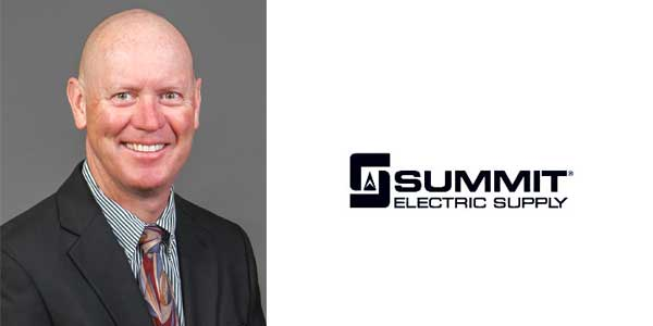 Summit Electric Supply Names Kevin Powell as President