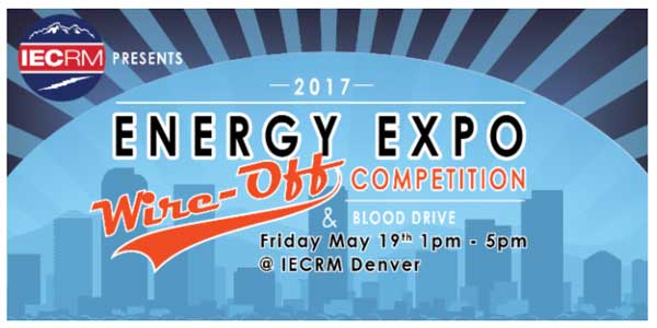 Invitation to IECRM Energy Expo
