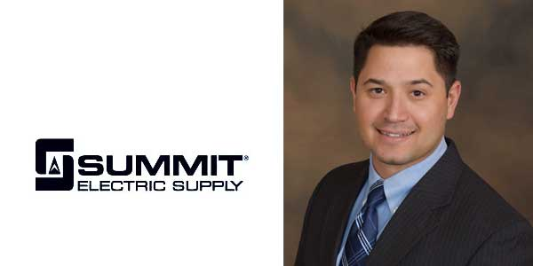 Summit Electric Supply Names Richard Landry to Lead South Texas District