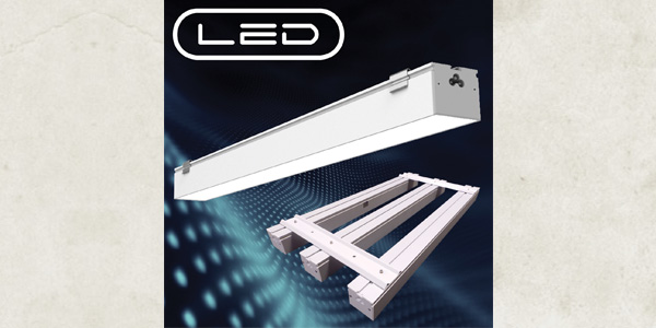 LaMar Releases Configurable Narrow Linear LED Luminaire