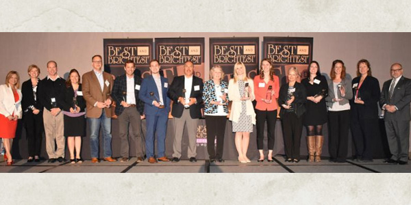 """Stahlin Non-Metallic Enclosures, for the 14th Year in a Row, has been Selected as One of  """"West Michigan's 101 Best and Brightest Companies to Work For"""""""