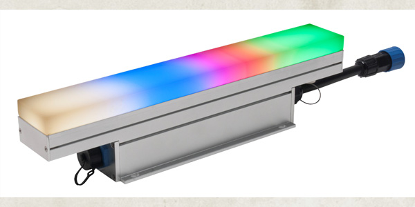 Acclaim Lighting Introduces New Outdoor-Rated Pixel Bar LED Fixture