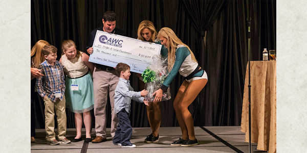 Allied Wire & Cable Donates $14,000 to Make-A-Wish Foundation