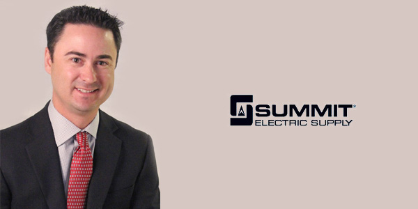 Summit Electric Supply Names Ryan Oehring as Vice President, Desert Southwest District