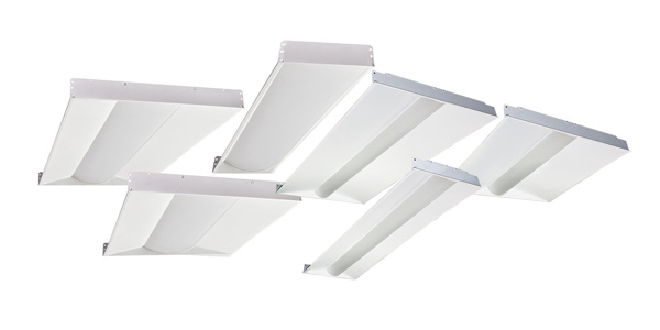 Best-In-Class LED Troffers Introduced by LSI Industries