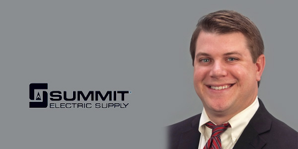 Dustin Walthall Joins Summit Electric Supply in Bryan/College Station, Texas