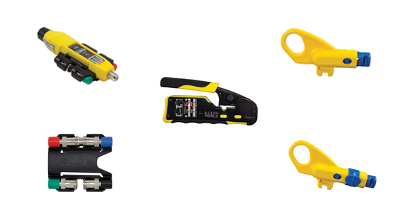 Klein Tools Expands Voice-Data-Video Product Line with Convenient