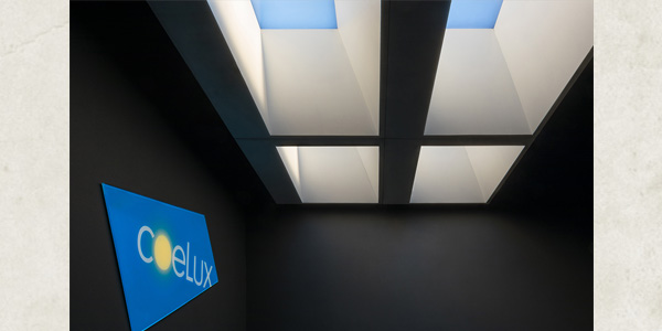 CoeLux Lighting System Makes North American Trade Event Debut in Dallas