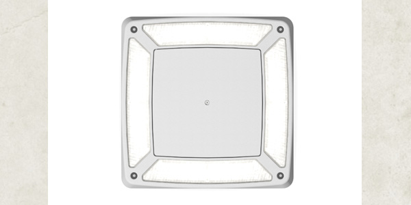 LSI Launches Feature-Rich Scottsdale Vertex Canopy Lighting Fixture