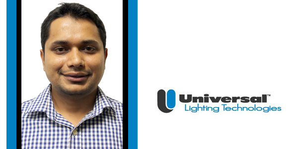 Universal Lighting Technologies Field Applications Engineering Team Adds Suman Parajuli