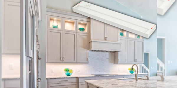Nora Lighting Now Offers LEDUR-TW, Tunable White LED Under Cabinet Fixture
