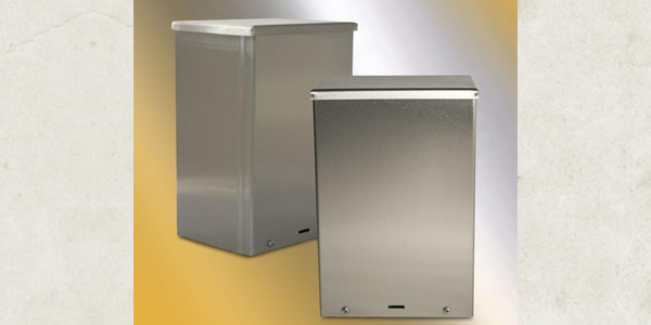 Wiegmann Introduces New Stainless Steel Enclosures