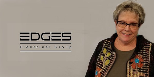 Susan Shackelford Retires from Edges Electrical Group