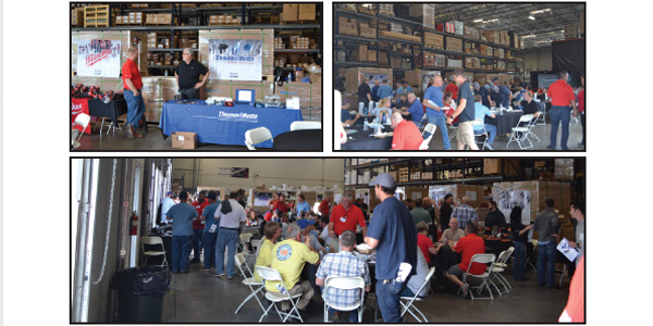 Edges Electrical Group Sacramento Holds 2nd Annual Customer Appreciation Day