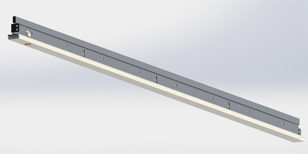 Fulham Introduces EZ Exit Emergency Lighting Kit That Turns T-Grid into an Emergency Lighting Pathway to the Nearest Exit