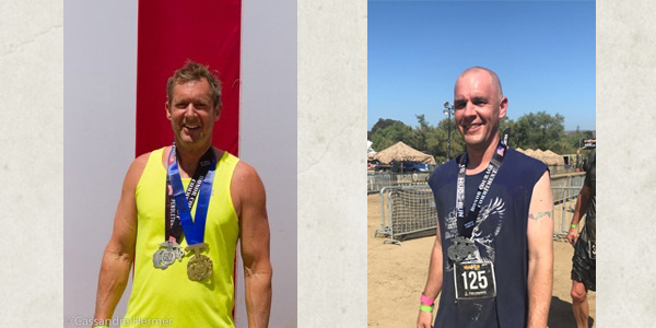 Main Electric Employees Compete in the 25th Annual Marine Corps Mud Run at Camp Pendleton