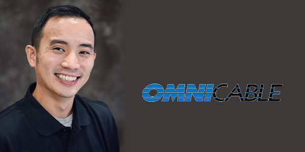 Omni Cable Promotes Bell Tran to Seattle Sales Manager