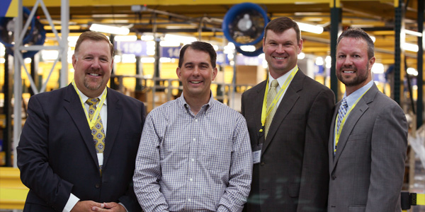 Werner Electric Supply Unveils State-of-the-Art Process Control Training Technology