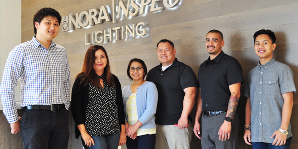 Nora Lighting Staffs Up To Meet Demand for LED Lighting Products