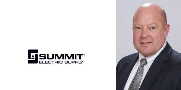 Summit Electric Supply Promotes Dave Armstrong to Vice President of Strategic Sales