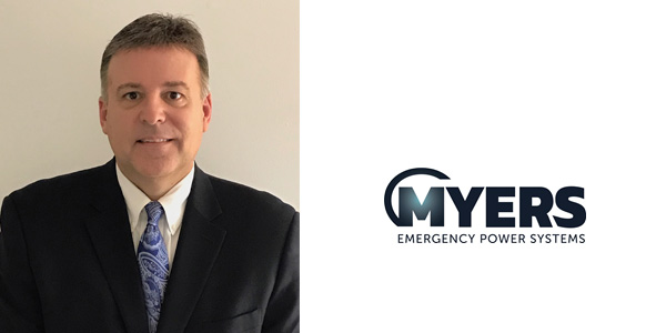 Myers Emergency Power Systems Names John Daly Chief Executive Officer
