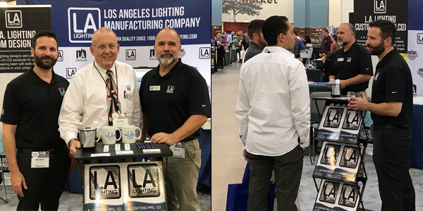 Los Angeles Lighting Participates in in College Summits