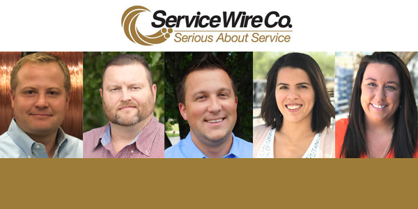 Service Wire Co. Announces New Team Updates
