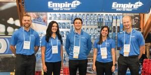 Empire Level – Tyler May, Jennifer Mayers, Blaine Flanagan, Stephanie Orchard , Keith Zegowitz